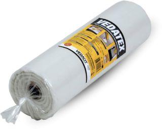 Tela para Impermeabilização Vedatex 49cmx50m Branco
