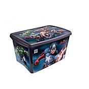 Caixa Os Vingadores 46L