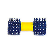 Brinquedo Halteres Pequeno Azul
