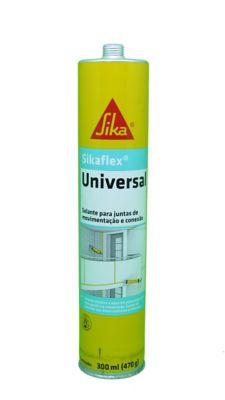 Selante Sikaflex Universal 300ml Branco