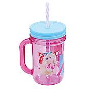 Copo Happy Barbie Colorido 420ml