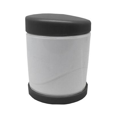 Fatiador Circular Prana Branco e Preto