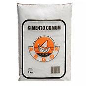 Cimento Comum 1kg Cinza