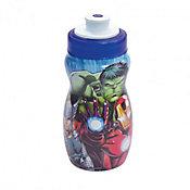 Garrafa Squeeze 300ml Avengers Azul