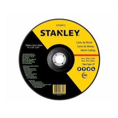 "Disco de Corte Metal e Inox Standard 7""x1,6mm"