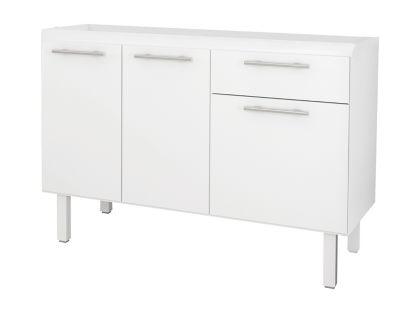 Gabinete Cozinha Gaivota 120 Branco