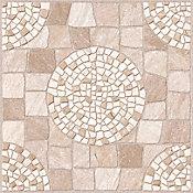 Piso Montalcino 53x53cm Caixa 2,29m² Marrom