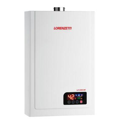 Aquecedor à Gas LZ2300De GLP 23,5 Lts/Min