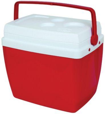 Caixa Termica 34L Vermelho