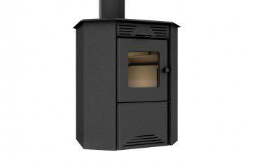 Calefator de Dupla Combustão Pequeno