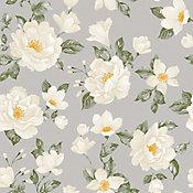 Papel de Parede Floral 0,52x10m Colorido