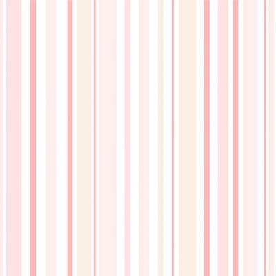 Papel de Parede Listras 0,52x10m Rosa