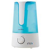 Umidificador de Ar Clean 3,2L Silencioso Bivolt Branco e Azul