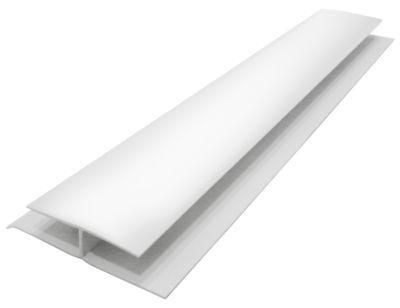 Perfil Pastilon 6m Branco