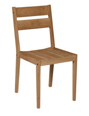 Cadeira Verona sem Braços Nogueira