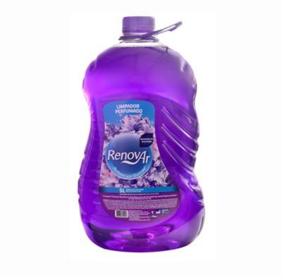 Limpador Perfumado Aconchego 5L Roxo