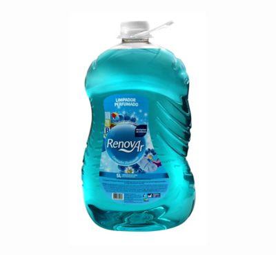 Limpador Perfumado Infancia 5L Azul