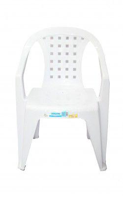 Cadeira de Plástico Micaela Branco