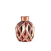 Vaso de Cerâmica Cobre