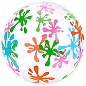 Bola de Praia Design Pequeno Colorido