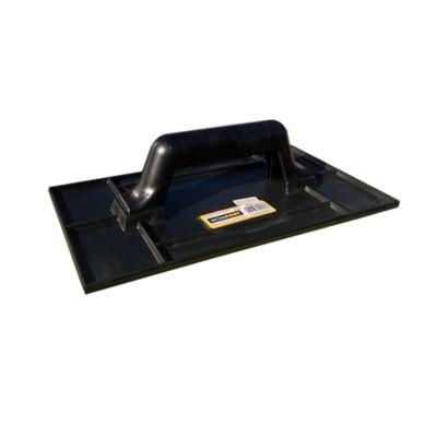 Desempenadeira de Plástico 14x27cm Lisa