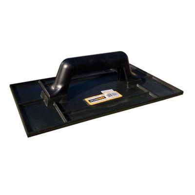 Desempenadeira de Plástico 14x27cm Estriada