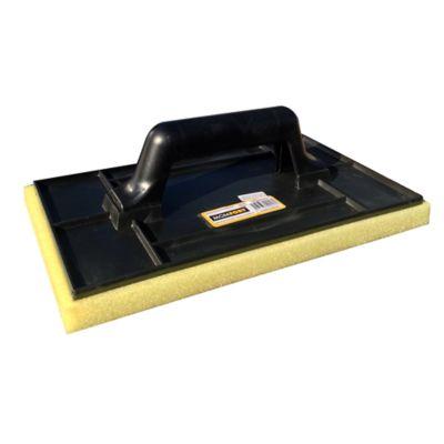Desempenadeira de Plástico Com Espuma 14x27cm
