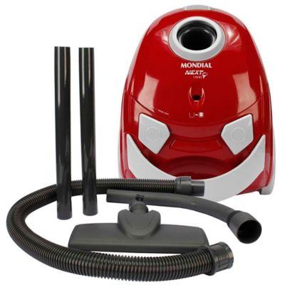 Aspirador Next 150 1200W 127V Vermelho e Preto