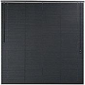 Persiana de PVC Premier 100x160x2,5cm Preto