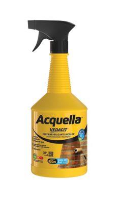 Impermeabilizante Spray Acquella 900ML Branco