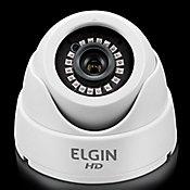 Câmera 4 em 1 T2 Dome Resolução 720 Alcance de até 25m Branco