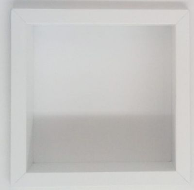 Nicho Polido 30x30cm Branco
