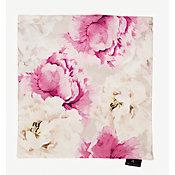 Quadro Digital de Sobrepor Floral 30x30cm QDR-SD-63 Rose