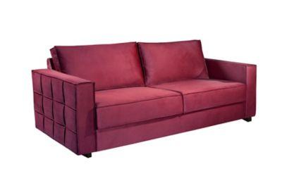 Sofa Santiago Monteiro 83x220x87cm Bordo