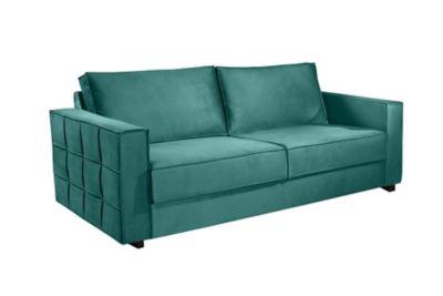 Sofa Santiago Monteiro 83x220x87cm Azul