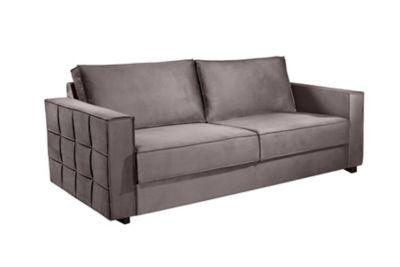 Sofa Santiago Sue Print 83x220x87cm Petroleo