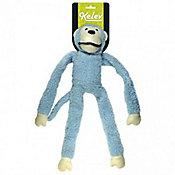 Mordedor Pelucia Macaco Grande Kelev Azul