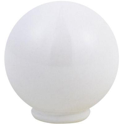 Puxador para Móveis Botão 2,9cm Branco