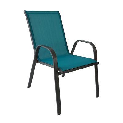 Cadeira Sling 55,5x73x91cm Azul