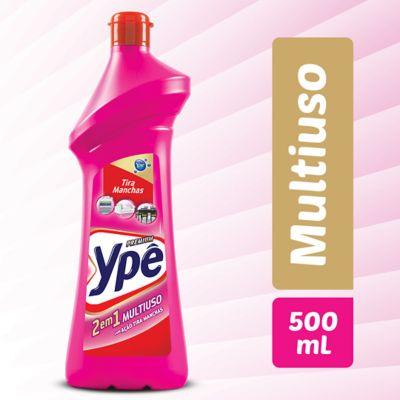 Limpador Multiuso 500ml Tira Manchas
