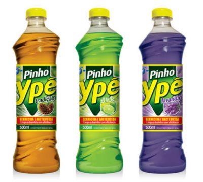 Desinfetante Pinho 500ml Lavanda