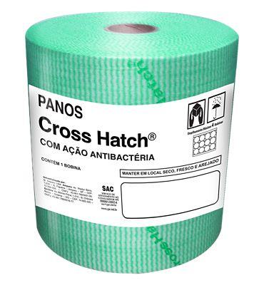 Pano Cross Hatch 70g/m² 300m x 30cm Verde