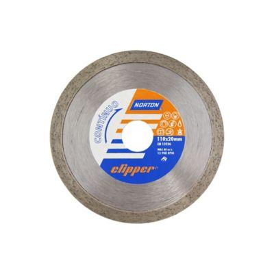 Disco Cliper Contínuo, Branco, 110X7