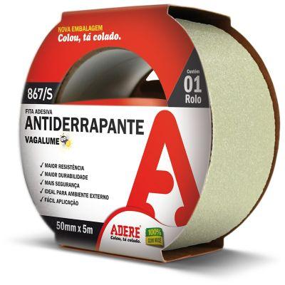 Fita Antiderrapante 50mmx5m Neon