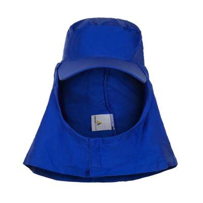 Touca Árabe Azul Royal Brim Azul