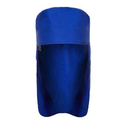 Touca Soldador Azul Royal Brim Azul
