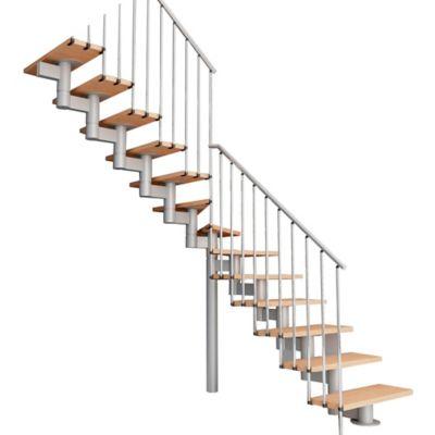 Kit Escada Reta Rovere 3 Volumes Biancato Geris