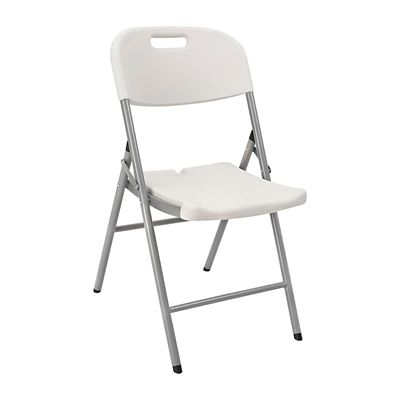 Cadeira Dobrável 82x46x55cm Branco