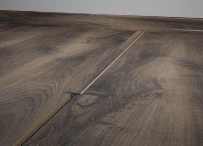 Perfil T 23 Peça com 1,80cm Madeirado