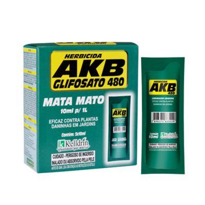 AKB Mata Mato 5 Sachês 10ml Verde
